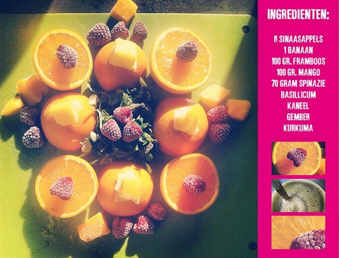 Groene smoothie: Detox