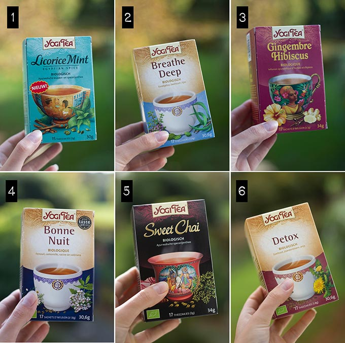 Product review - Yogi Tea