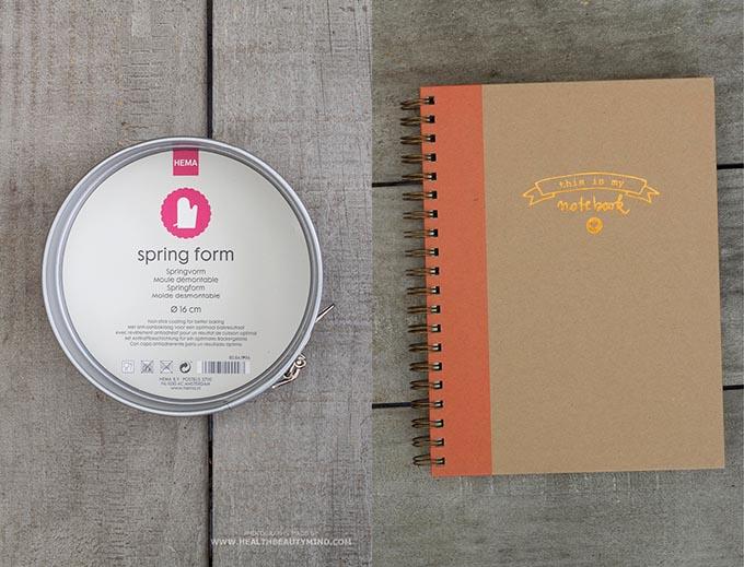 shoploghema notitieboekje springvorm