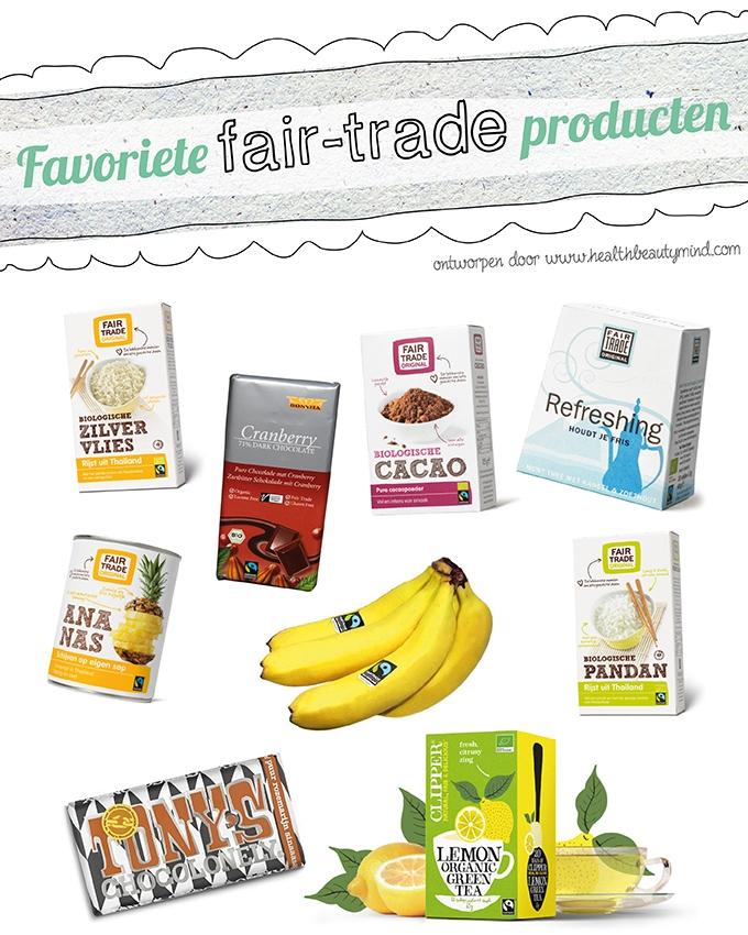 favoriete fair-trade producten