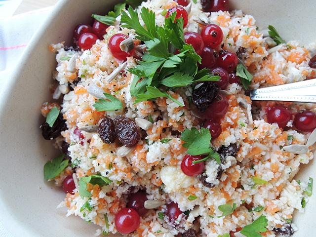 bloemkool-salade